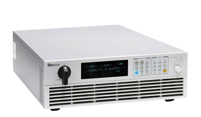 Programmable DC Power Supply Model 62000H