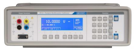 Portable Multifunction Calibrator M143